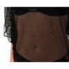 tunika plazowa K6 czarna material