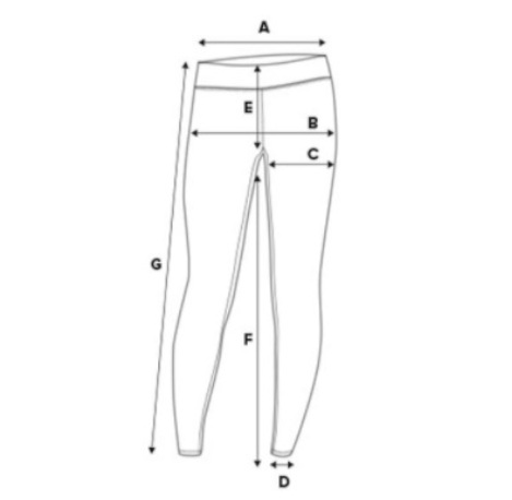 spodnie wymiary do przymiary