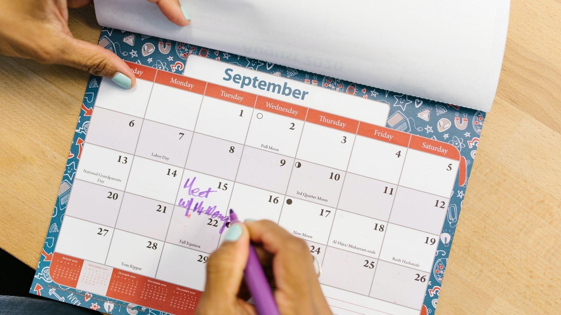 Urlop we wrześniu – dlaczego nie?